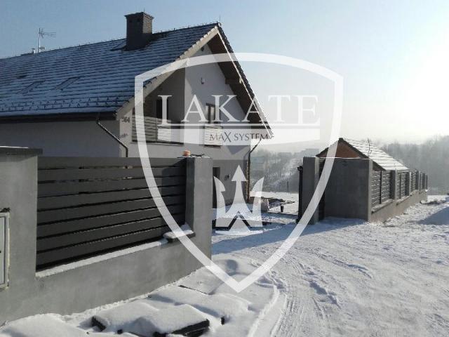 Ogrodzenia bez rdzy i korozji made by Lakate