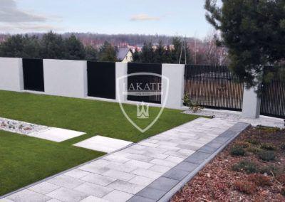 Ogrodzenie aluminiowe Alu Fence Prestige