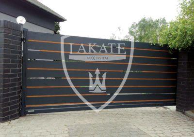 Ogrodzenia Lakate