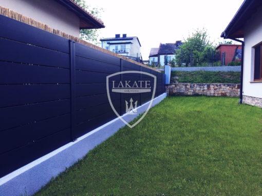 Ogrodzenie aluminiowe – Alu Fence Premium