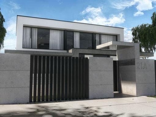 Ogrodzenie aluminiowe – Alu Fence Prestige