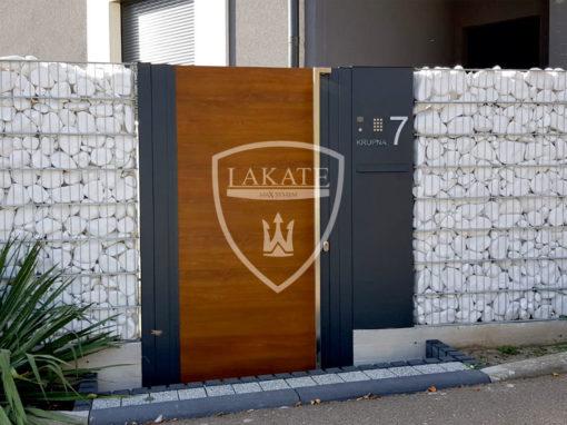 Ogrodzenie aluminiowe – Alu Fence Private