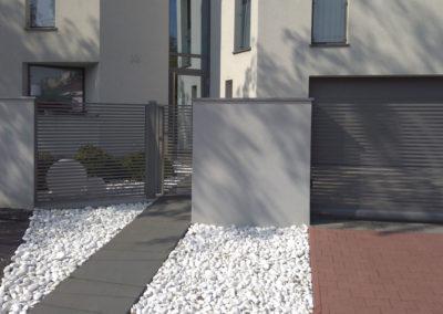 Ogrodzenie aluminiowe – Alu Fence Slime